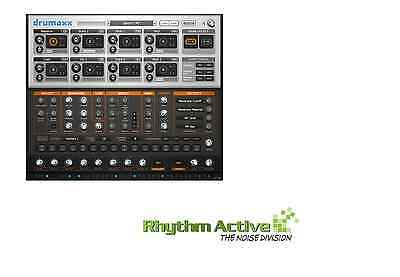 Fl Studio Drumaxx Drum Percussion Machine Vst/pc/mac Music Software License