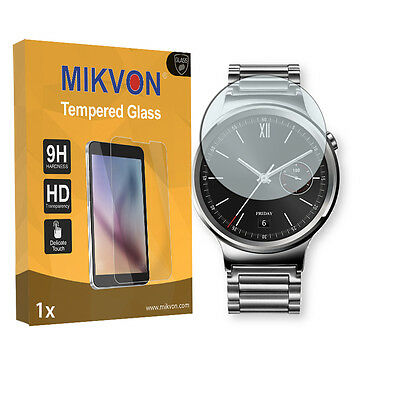 1x Mikvon Tempered Glass 9H for Huawei Watch Classic Screen Protector