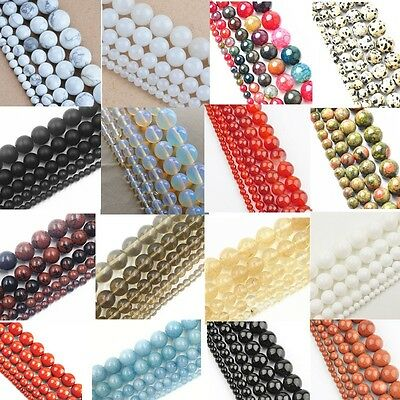 8MM Sale Natural Stone Agate Beads for DIY Jewelry Findings 30 Piece/lot