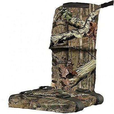 Treestand Universal Summit Seat Outdoor Climbing Hunting Ladder Hang Chair Camo