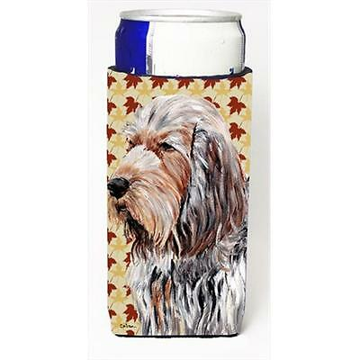 Otterhound Fall Leaves Michelob Ultra bottle sleeves Slim Cans 12 Oz.