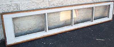 Sidelights Transom Leaded Glass Windows Antique Vintage Old Art Deco Crafts