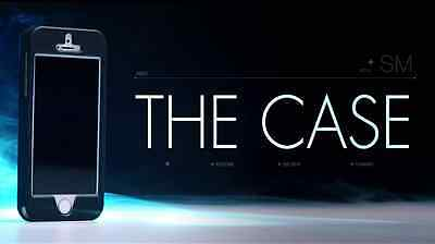 The Case (Silver) DVD and Gimmick by SansMinds - Trick