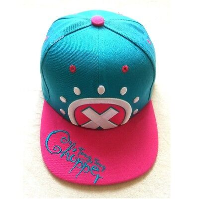 One Piece Cos Cap TonyTony Chopper Anime Mark Baseball HipHop Hat Unisex Gifts