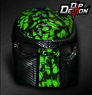 """""""fun Do"""" Transparent  Dip Demon Hydrographic Water Transfer Film Hydro Dipping"""