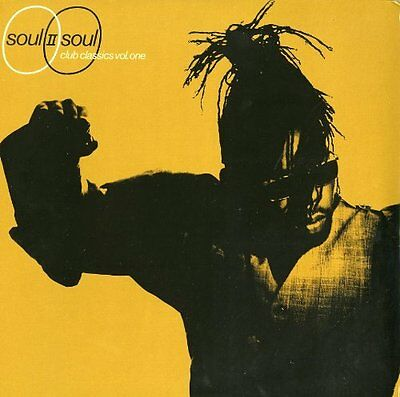Soul Ii Soul Club Classics Vol 1 Lp Vinyl 33Rpm New