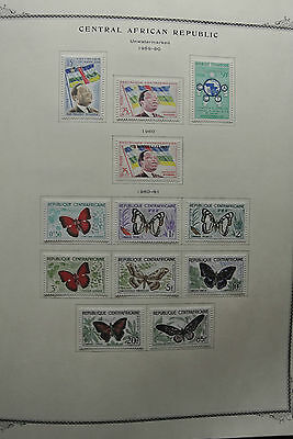 Lot 26234 Collection stamps of Central African Republic 1959-2007.