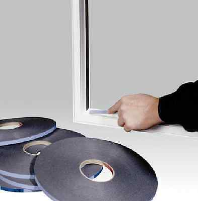 Double Sided Glazing Security Tape Various Sizes