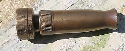 VTG Craftsman Brass Water Nozzle FREE SHIPPING!
