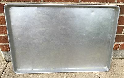 "LARGE INDUSTRIAL BAKERY RACK COOKIE SHEET BAKING HEAVY DUTY GAUGE STEEL 18""x26"""