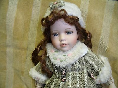 Catherine Medici Series 2 Collection Catherine Porcelain Doll