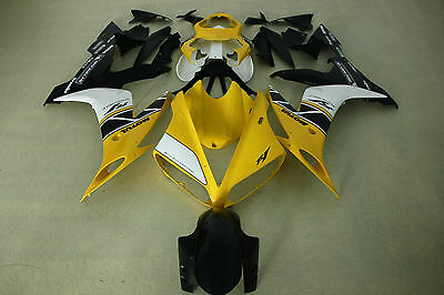 New ABS 50th anniversary Injection Fairing Kit for Yamaha YZF-R1 2004-2006