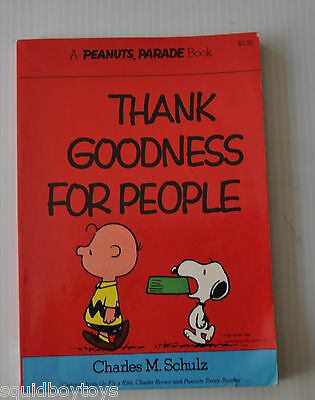 PEANUTS PARADE #9 Comic Strip BOOK  Charles Schulz (Charlie Brown/Snoopy) 1976