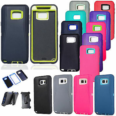 new styles d2029 7f7ed FOR SAMSUNG GALAXY Note 5 Case Cover(Belt Holster fits Otterbox Defender  series)