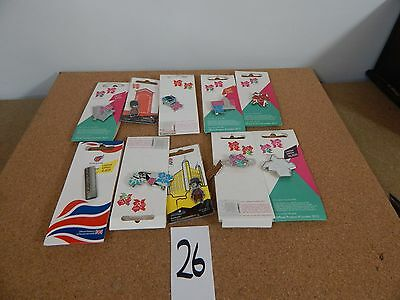 16 X Official London 2012 Olympic Games Pin Badges Including Ltd Editions Set 30 Sports Memorabilia Collectables