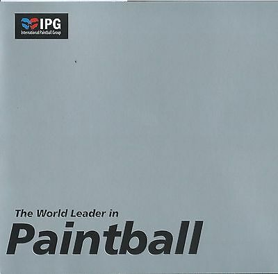10 IPG Paintball Tickets