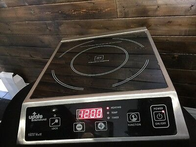 Update International IC-1800WN Induction Cooker Countertop 3 Month Warranty