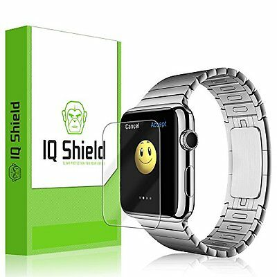 ULTRA CLEAR 6PK Screen Protector Film Accessories For iWatch 38MM APPLE WATCH 1