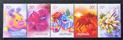 Australian Decimal Stamps: 2005 Marking the Occasion - Set of 5 MNH