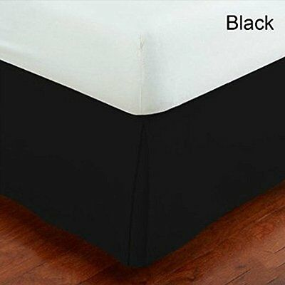 Fancy Collection King Size Easy Care Tailored Microfiber 14-inch Bed Skirt #2RD