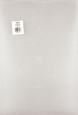 Plastic Canvas 7 Count 12X18-Clear, Set Of 6