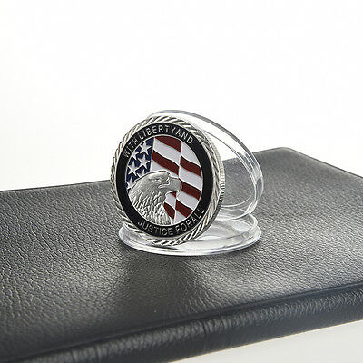 New 9.11 Attack Commemorative Coin Art Collection Collectible Gift