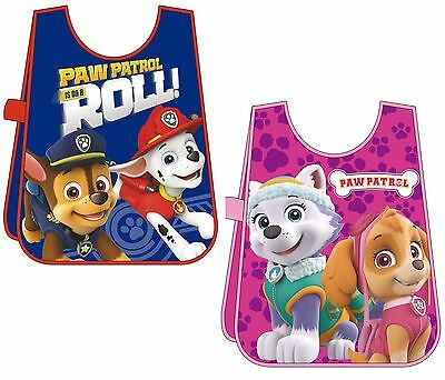 Official Fully Licensed Paw Patrol Pvc Tabard/apron