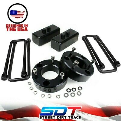 """2004-2015 Ford F150 3"""" Front 1.5"""" Rear Full Leveling Lift Kit 4WD 4x4 F-150"""