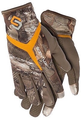 Scent-Lok Full Season Glove Mid Realtree Xtra Camo Size Large