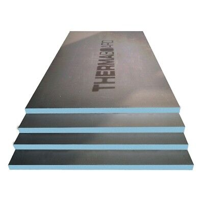 THERMASHEET Insulation Tile Backer Board 6MM: 1200mm x 600mm - Box of 6