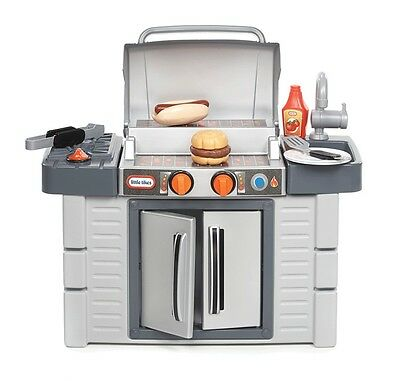 NEW Little Tikes Cook N Grow BBQ Grill from Mr Toys Toyworld