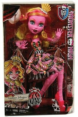 NEW Monster High Freak Du Chic Gooliope Jellington from Mr Toys Toyworld