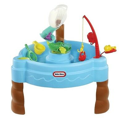 NEW Little Tikes Fish N Splash Water Table from Mr Toys Toyworld