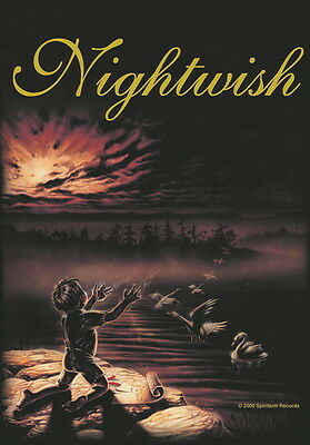"Nightwish Flagge / Fahne ""wishmaster"" Poster Flag"