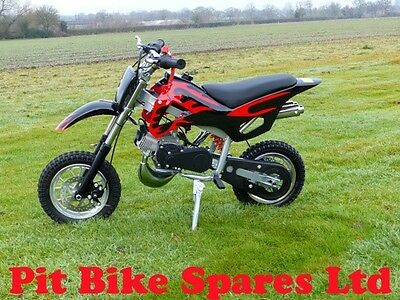 #PRE ORDER# New Mark 1 Mini Dirt Bike 49cc Pocket Bike. Minimoto. Black