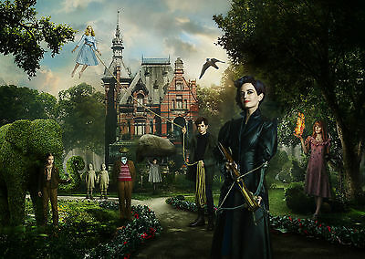 Miss Peregrine's Home For Peculiar Children (2016) V3 - A1/A2 POSTER **OFFER**