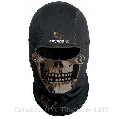 Savage Gear Skull Balaclava Fishing Snowboarding Motor Bike Helmet