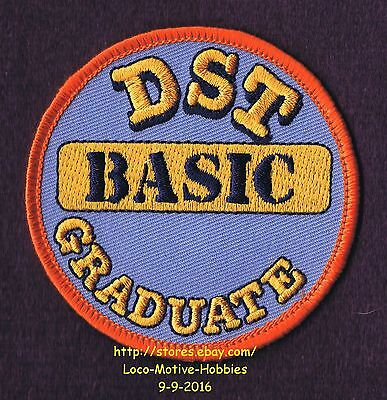 LMH PATCH Badge  HOME DEPOT Award  DST BASIC GRADUATE Dept. Supervisor Training