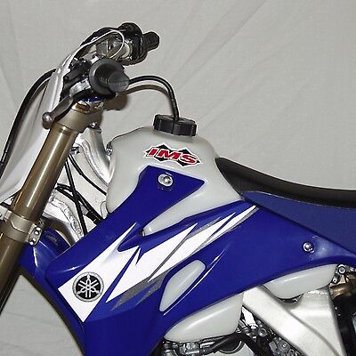 IMS OVERSIZE FUEL Gas Tank 3.1Gal. YAMAHA YZ/WR250F/450F 06-09 NATURAL 117327-N2