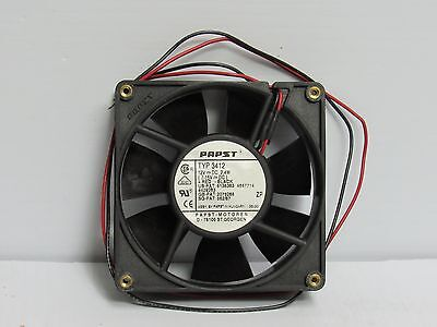 New Papst Axial Cooling Fan 3412 12Vdc