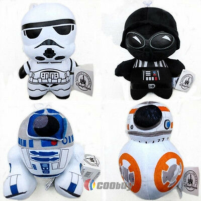 """Star Wars The Force Awakens 8""""/20cm Soft Stuffed Plush Doll Kids Toys Collection"""