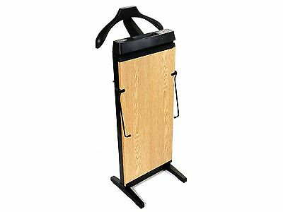 The Corby 3300 Trouser Press in Oak