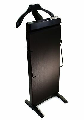 The Corby 4400 Trouser Press in Black Ash