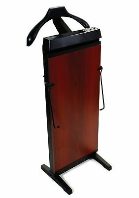 The Corby 4400 Trouser Press in Mahogany
