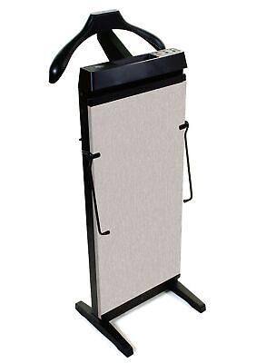 The Corby 4400 Trouser Press in Satin Chrome