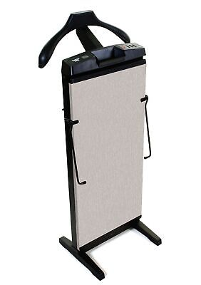 The Corby 7700 Trouser Press in Satin Chrome