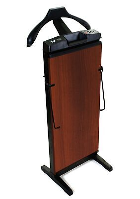 The Corby 7700 Trouser Press in Walnut