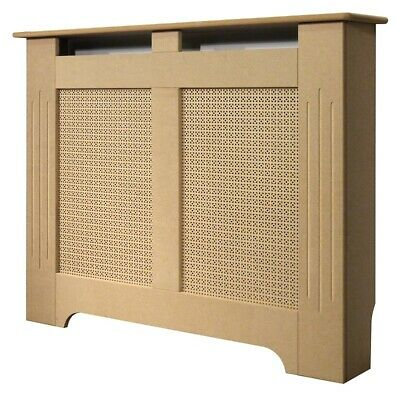 Medium Unfinished Wickford Radiator Cover, 1200mm