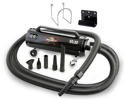 MetroVac Master Blaster Revolution Car Dryer W/30' Hose - MB-3CDSWB-30