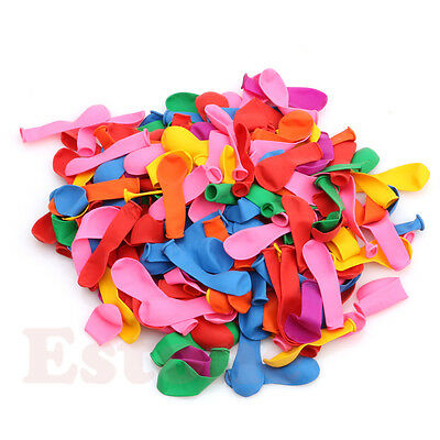 500Pcs New Water Bombs Colorful Water Balloons For Party Kids Children Sand Toys
